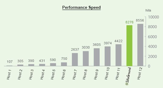 Performance Speed without cache SiteGround