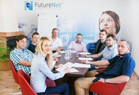 FutureNet Company Office