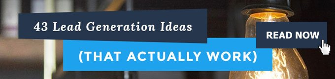 LeadPages: Lead Generation Ideas