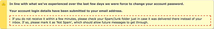 Clixsense Password Change