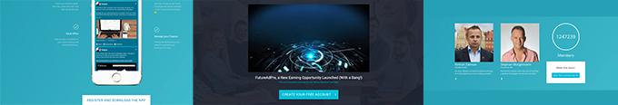 FutureAdPro Landing Page