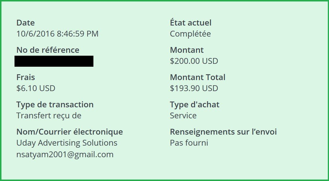 MyPayingAds Payment Proof #2