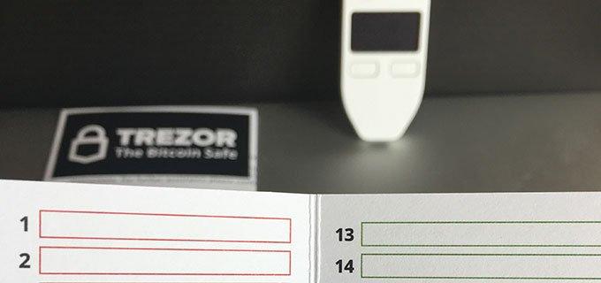 Trezor - Hardware Bitcoin Wallet