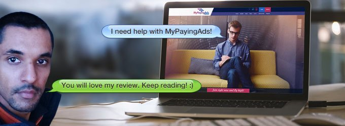 MyPayingAds Review Scam or Legit