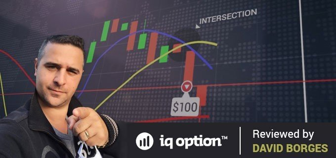 IQ Option User Review by David Borges