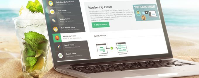Clickfunnels - Membership websites