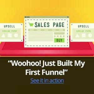 Landing Page Builder, Sales Funnel Software