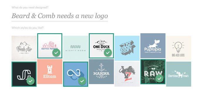 Find Logo Designer