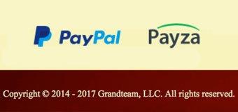 Grandbux Instant Payment