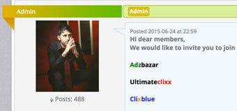 Lexiadz Sister Sites: Adzbazar, Ultimateclixx, and Clixblue
