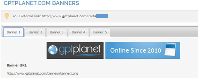GPTPlanet - Promotional Tools